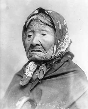 american ns of the pacific northwest collection  daughter of chief seattle