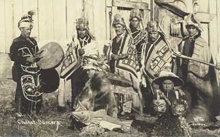 American Indians Of The Pacific Northwest Collection