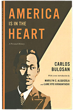 an analysis of america is in the heart by carlos bulosan In today's post, uw press book designer dustin kilgore describes the process of designing the new cover for carlos bulosan's memoir, america is in the heart: a personal history.