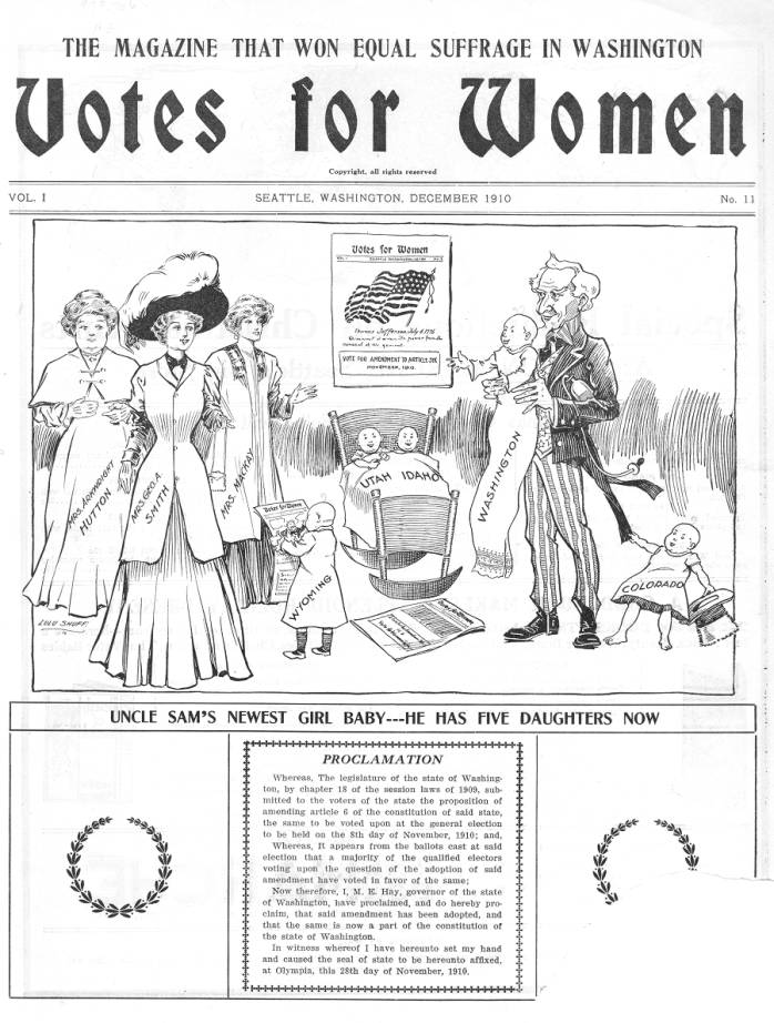 A Ballot for the Lady:...