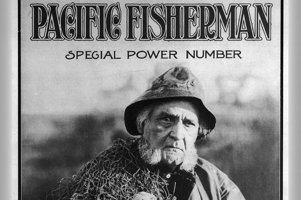 Pacific Fisherman Vol 4, No 08