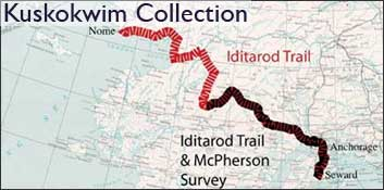 Iditarod Trail and McPherson Survey