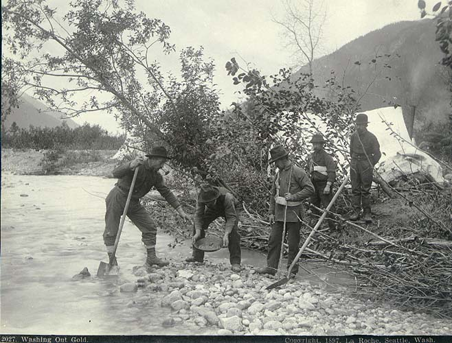Metaphorical Gold: Mining the Gold Rush for Stories | NEH