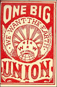 Industrial Workers Of The World Iww
