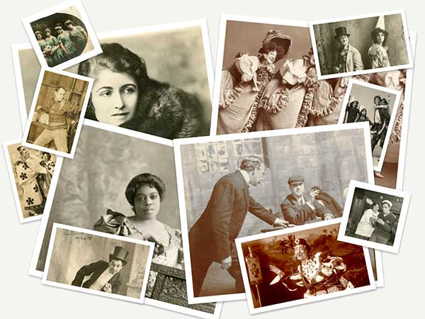 The sayre collection consists of more than 24000 photographs of